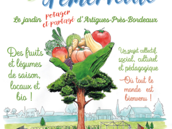 Jardin Partagé – Shared Community Garden